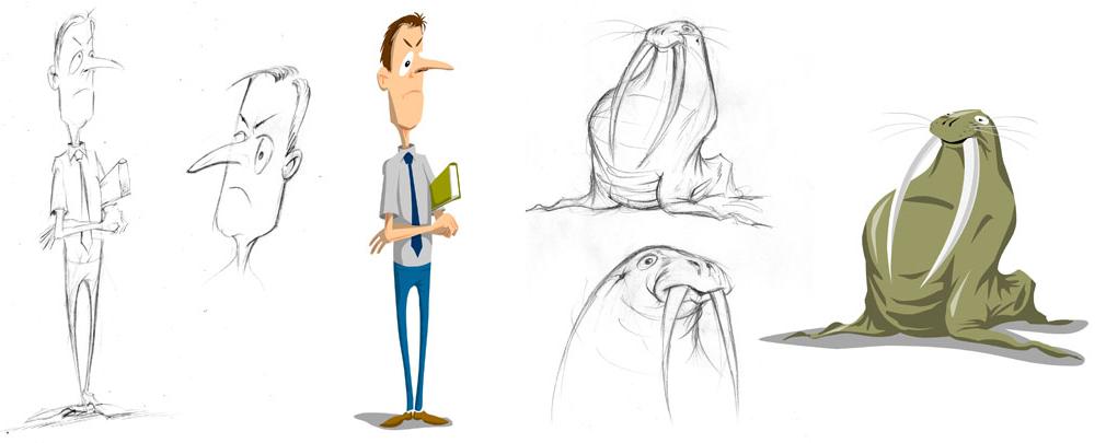 characterdesign illustration
