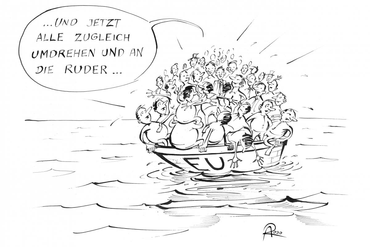 Die Beschlussfähigkeit der EU