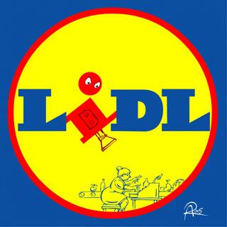 Der Lidl-Konzern hat heimlich seine Mitarbeiter*innen überwacht.